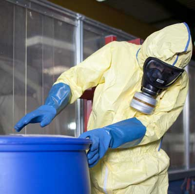 Orange County Hazardous Waster Removal Services