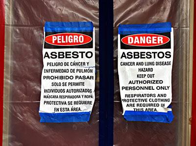 Asbestos Abatement